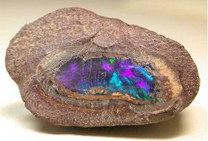 минерал опал фото, опал минерал свойства