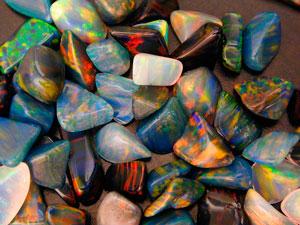 как выглядит камень опал, опал камень фото