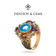 Бренд Denisov Gems