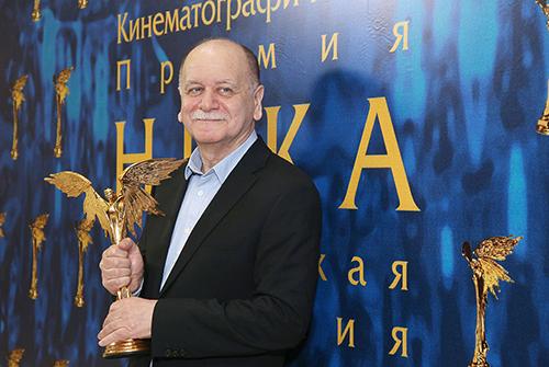 Даниил Дондурей лауреат 29-ой церемонии «Ника»