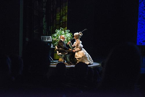 Спектакль моды «Совершенство игармония» спрямым участием Вячеслава Зайцева