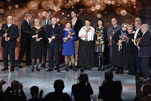Лауреаты 29-ой церемонии кинопремии «Ника»