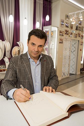 Сергей Астахов высоко оценил работу «Галереи самоцветов»