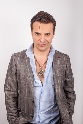 Сергей Астахов в«Галерее самоцветов»