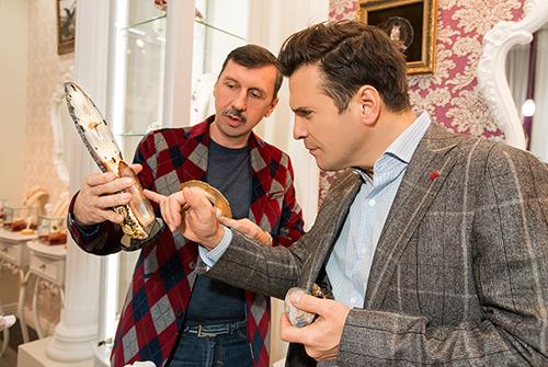 Сергей Астахов выбирет подарки изнатуральных камней только в«Галерее Самоцветов»
