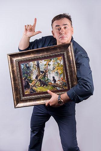 Стас Садальский, любимый артист, блогер, телеведущий популярной программы «Таблетка» на«Первом канале»