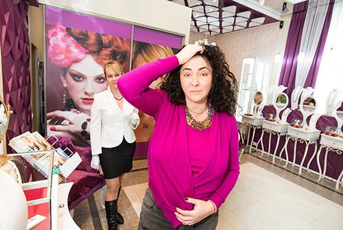 Лолита Милявская в«Галерее Самоцветов»