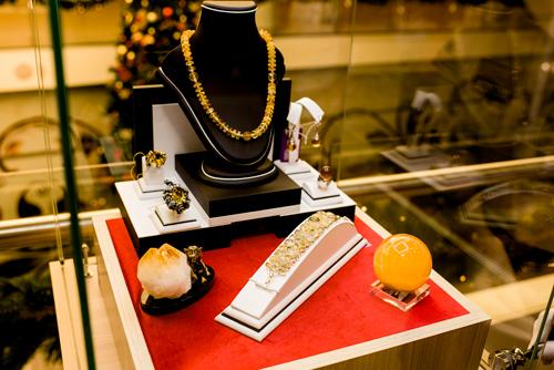Эксклюзивная коллекция украшений отювелирного холдинга «Галерея самоцветов»