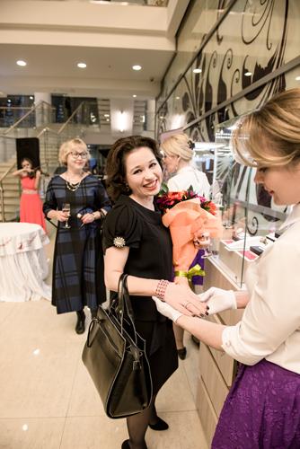 Выставка «Галереи самоцветов» вызвала восторг упосетителей