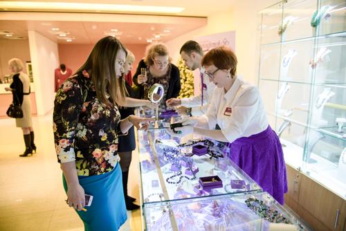 Посетители выставки «Галереи самоцветов» высоко оценили эксклюзивные украшения отведущих ювелирных брендов