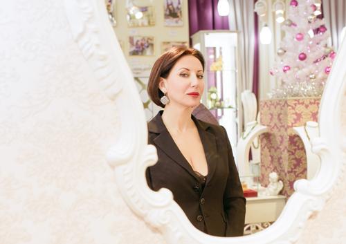 Алика Смехова выбирает украшения только в«Галерее самоцветов»