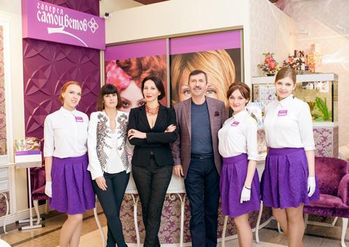 »Галерея самоцветов» встречает Алику Смехову