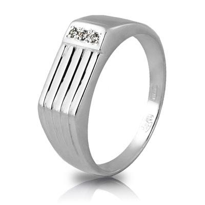 Серебряные печатки мужские и перстни, кольца из